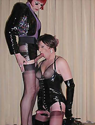 These crossdressers just love..